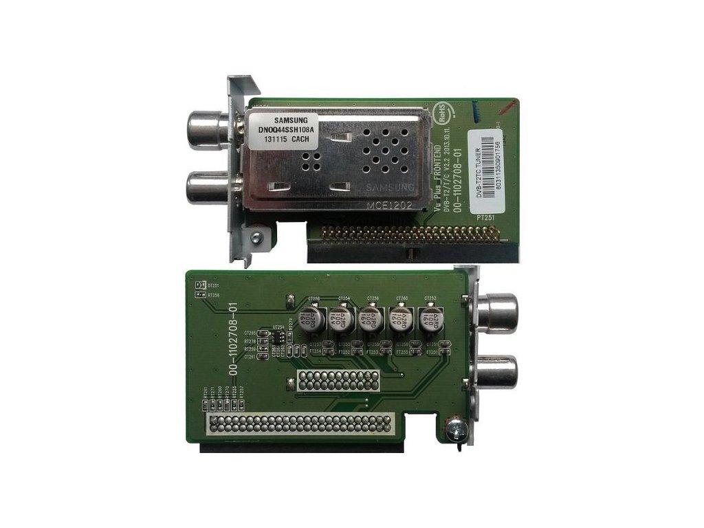 Vu+ Tuner DVB-T2/T/C Hybrid pro VU+