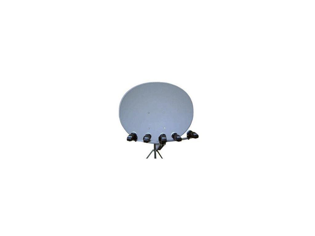 Satelitní anténa MAXIMUM 85 FE Multifocus - speciální parabola až na 8 družic