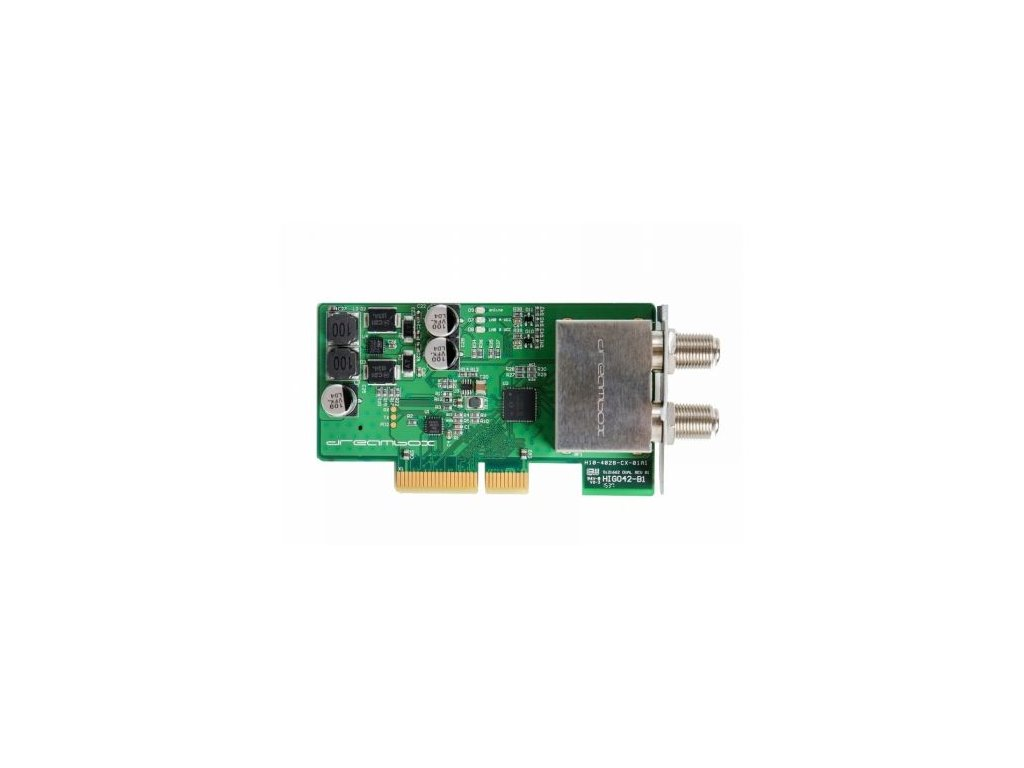 Duální DVB-S2 tuner pro Dreambox (twin tuner DVB-S2)