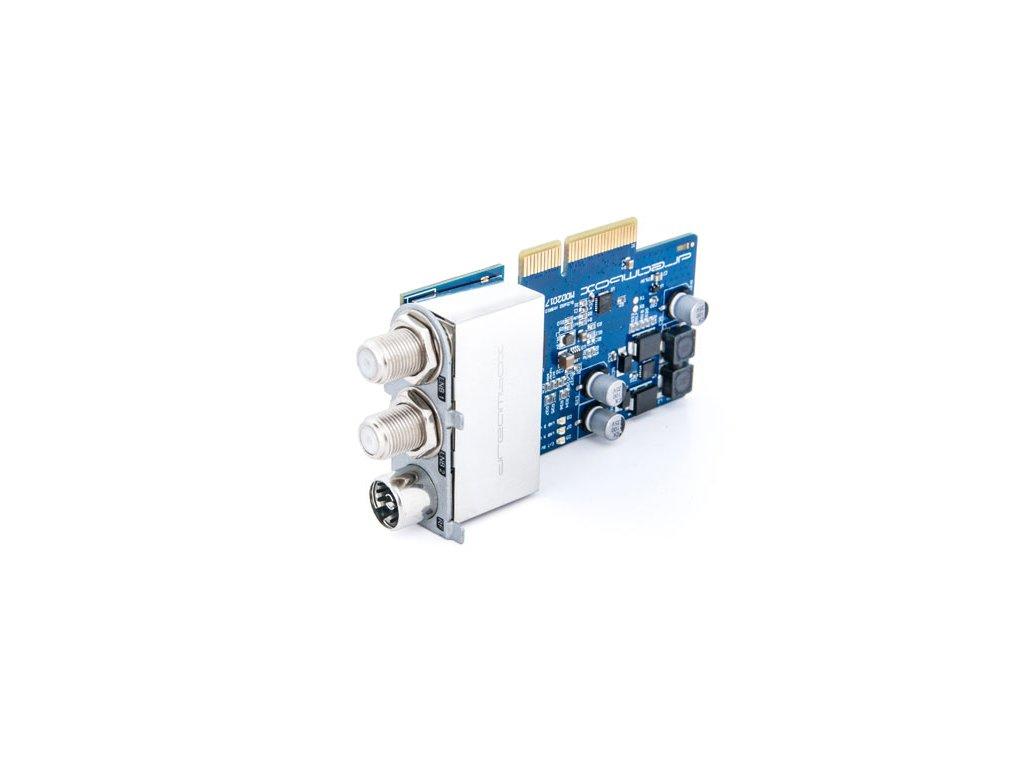 Tuner Dreambox Triple MultiStream (2x DVB-S2X/DVB-T2/DVB-C)