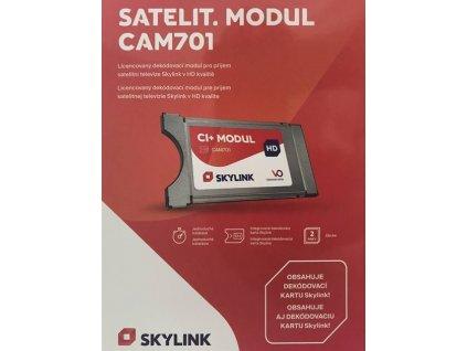 CA modul Skylink Viaccess CAM701 s integrovanou kartou Skylink