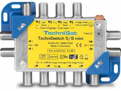 Technisat TechniSwitch 5/8 mini
