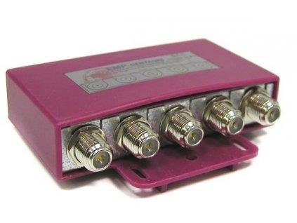 Slučovač SAT+TV EMP P180-W