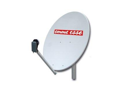 Satelitní anténa 73x80 cm Emme Esse FE (bílá)