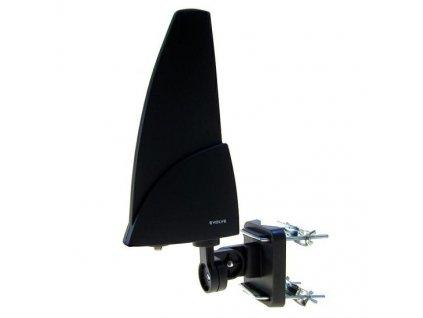 Anténa DVB-T/T2 Evolveo SHARK 35dB