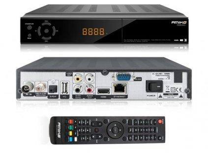 Amiko HD 8265+ (DVB-S2/T2/C)