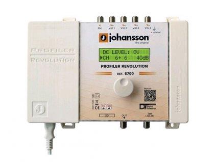 Johansson 6700 Revolution - programovatelný zesilovač