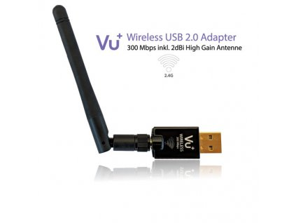 Vu+ Wireless USB Adaptér 300 Mbps