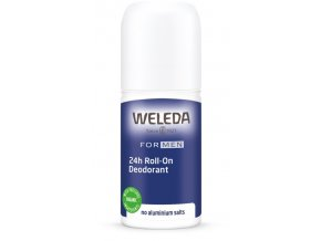 deodorant men weleda