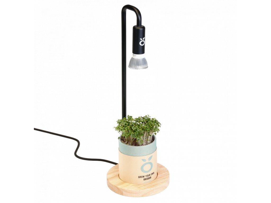 LED lampa GROW