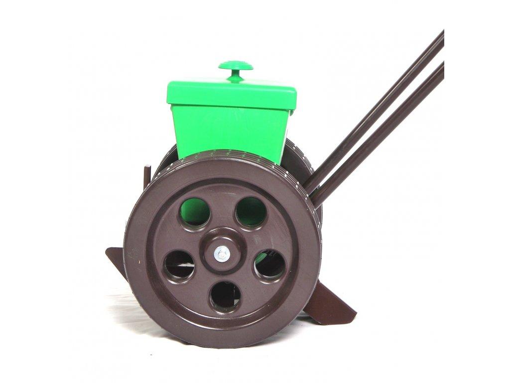 Ruční lžičkový secí stroj K-1