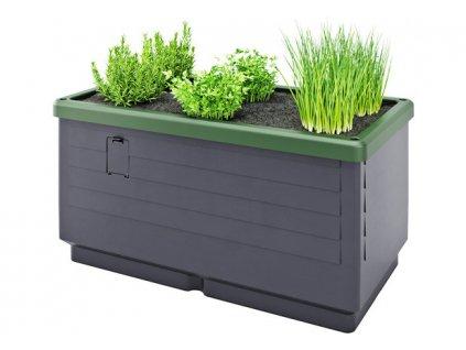 Bio Green - samozavlažovací květináč CITYJUNGLE