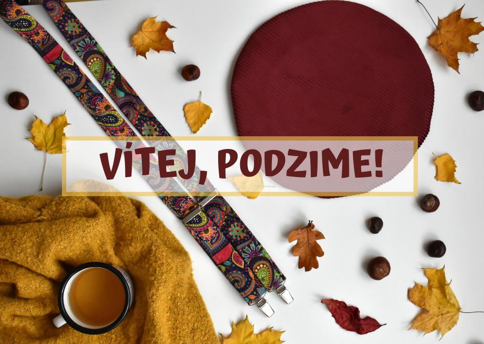 Vítej, podzime!
