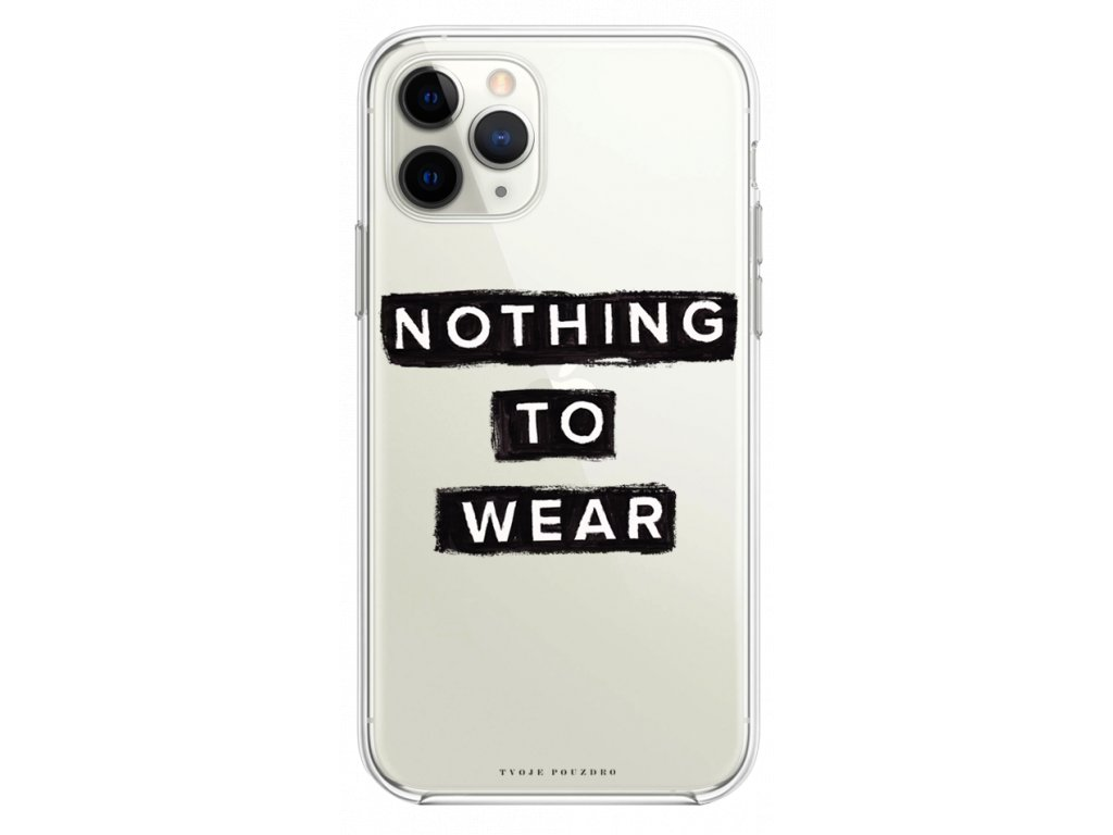 Nothing IPhone 11 12
