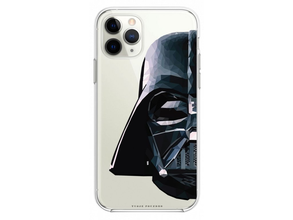 Pružný kryt na iPhone 11 12 Darth