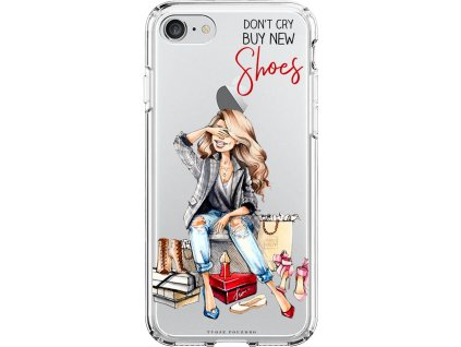 Obal na iPhone 8 buy new shoes blond