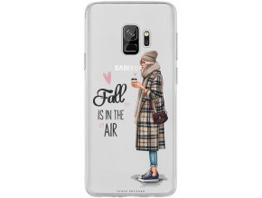 Kryt na Samsung S9 fall in air blond