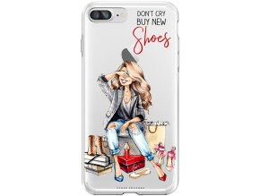 Pouzdro na iPhone 8 Plus buy new shoes blond