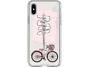 Pouzdro na iPhone XS Bike