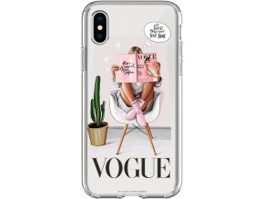 Obal na iPhone X vogue