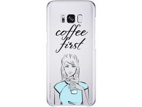 Obal na Samsung S8 coffee lover