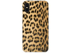 kryt na iphone x leopard
