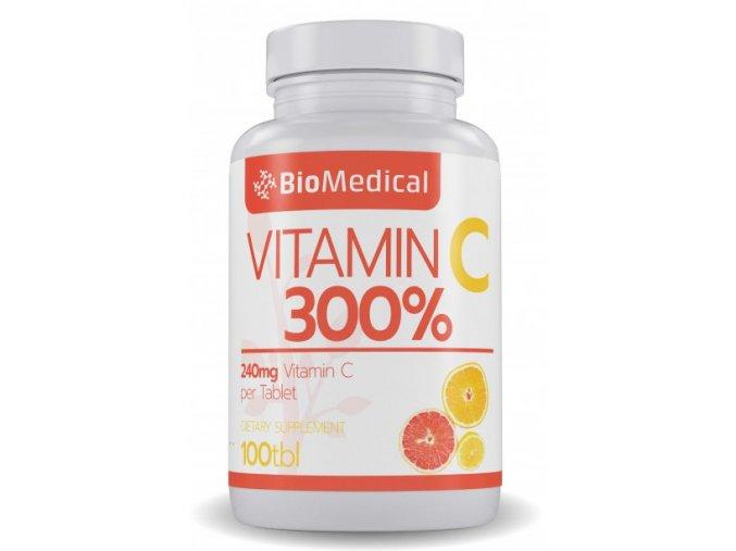 vitamin c 300, 100tbl