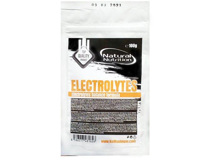 elektrolyty