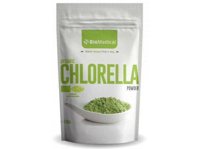 bio chlorella 100