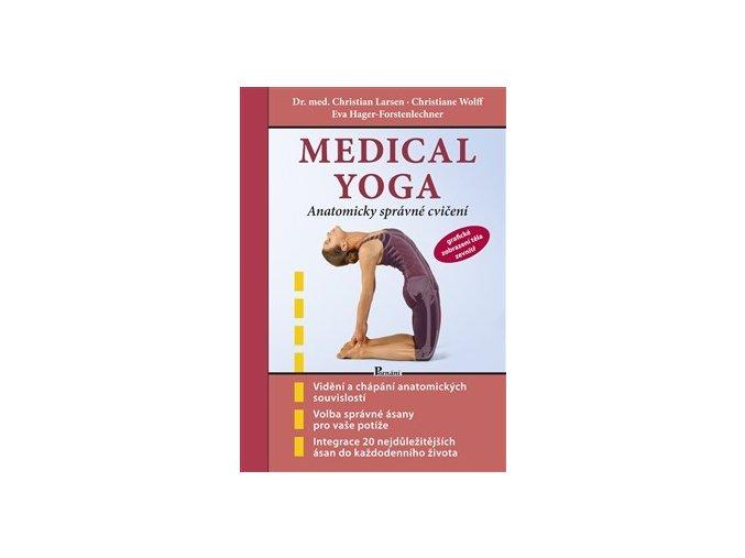 Medical yoga. Christian Larsen, Christiane Wolff, Eva Hager-Forstenlechner