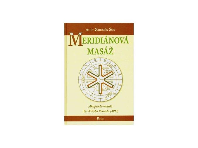 Meridiánová masáž. Zdeněk Šos