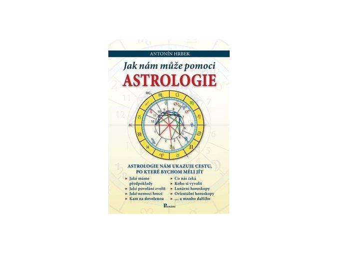 Jak nám může pomoci Astrologie. Antonín Hrbek