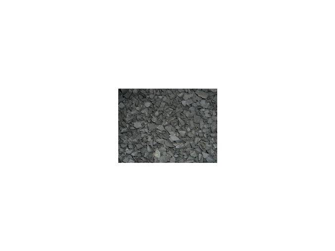 Šungitová drť, jemná frakce, 500 g