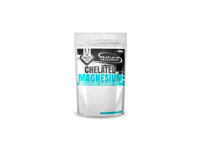 Hořčík chelátový - magnesium chelated, 100 g