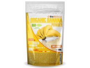 organic banana powder bio bananova mouka