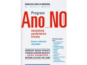 Program ANO NO. Dr. Louis J. Ignarro