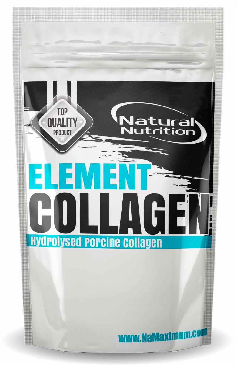 Natural Nutrition Collagen Element - Hydrolyzovaný kolagen 400g