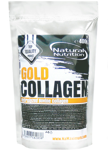 Natural Nutrition Collagen Gold - Hydrolyzovaný kolagen