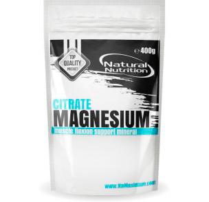 Natural Nutrition Hořčík citrát - magnesiium citrát, 100 g