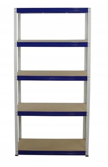 modro-biely