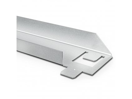 Kovový Regál Série PRIMO 180x90x40 5 políc Nosnosť 500 KG- Pozinkovaný