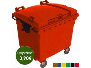 Sulo 1100L Cerveny