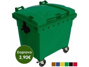 Sulo 1100L Zeleny