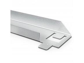 Kovový Regál Série STANDARD 220x90x50 -Pozinkovaný