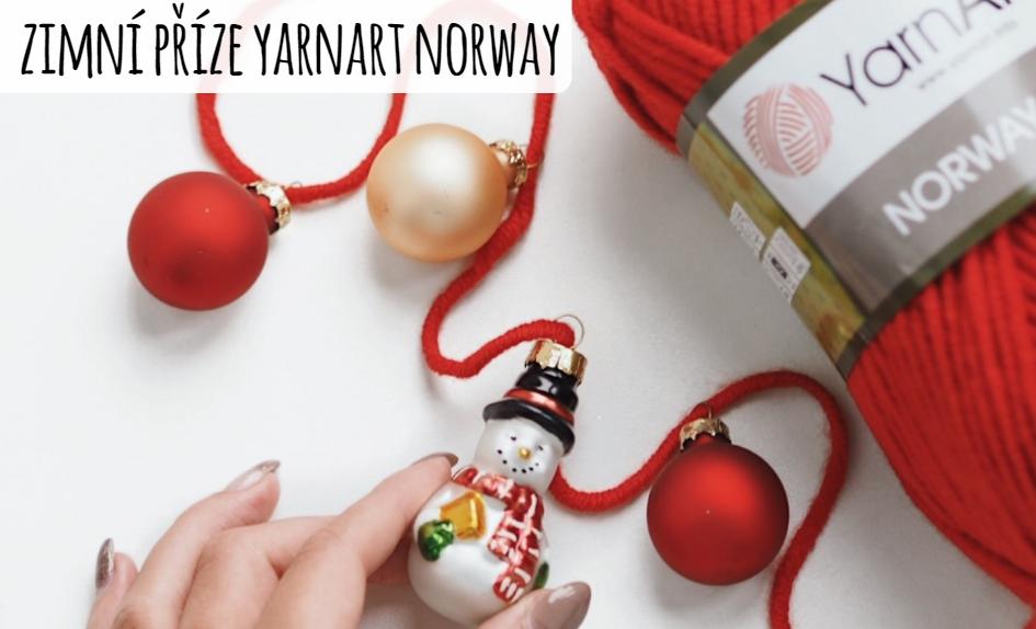 Zimní příze YarnArt Norway
