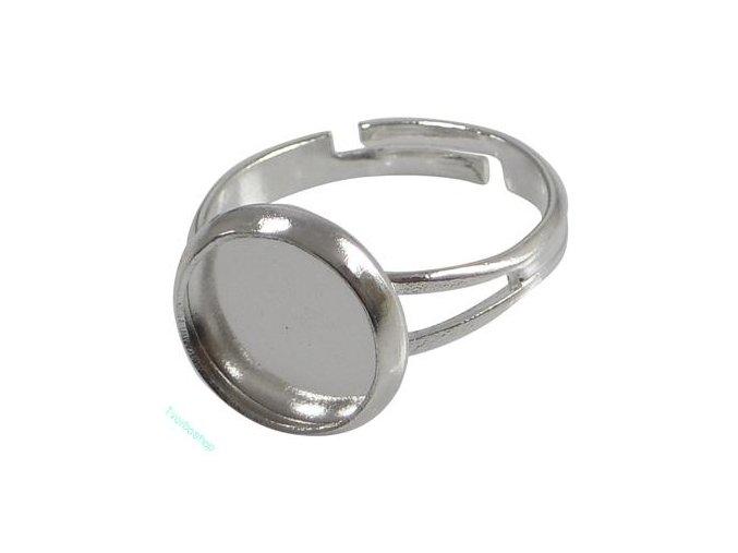 Základ prstenu s lůžkem
