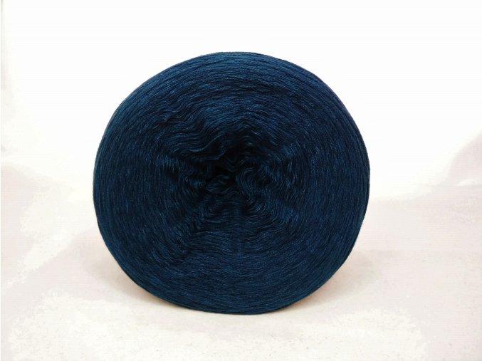 Butterfly Mono tmavě modrá