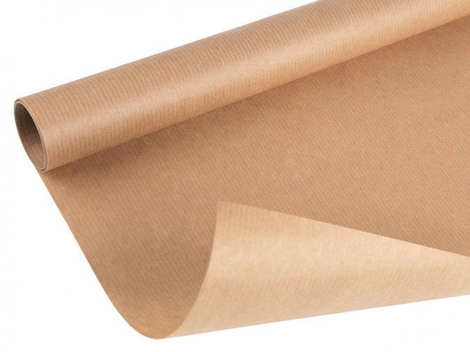 Balicí papír přírodní 70x200 cm
