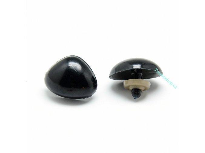Bezpečnostní čumáčky černé