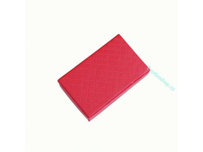 Dárková krabička červená 2